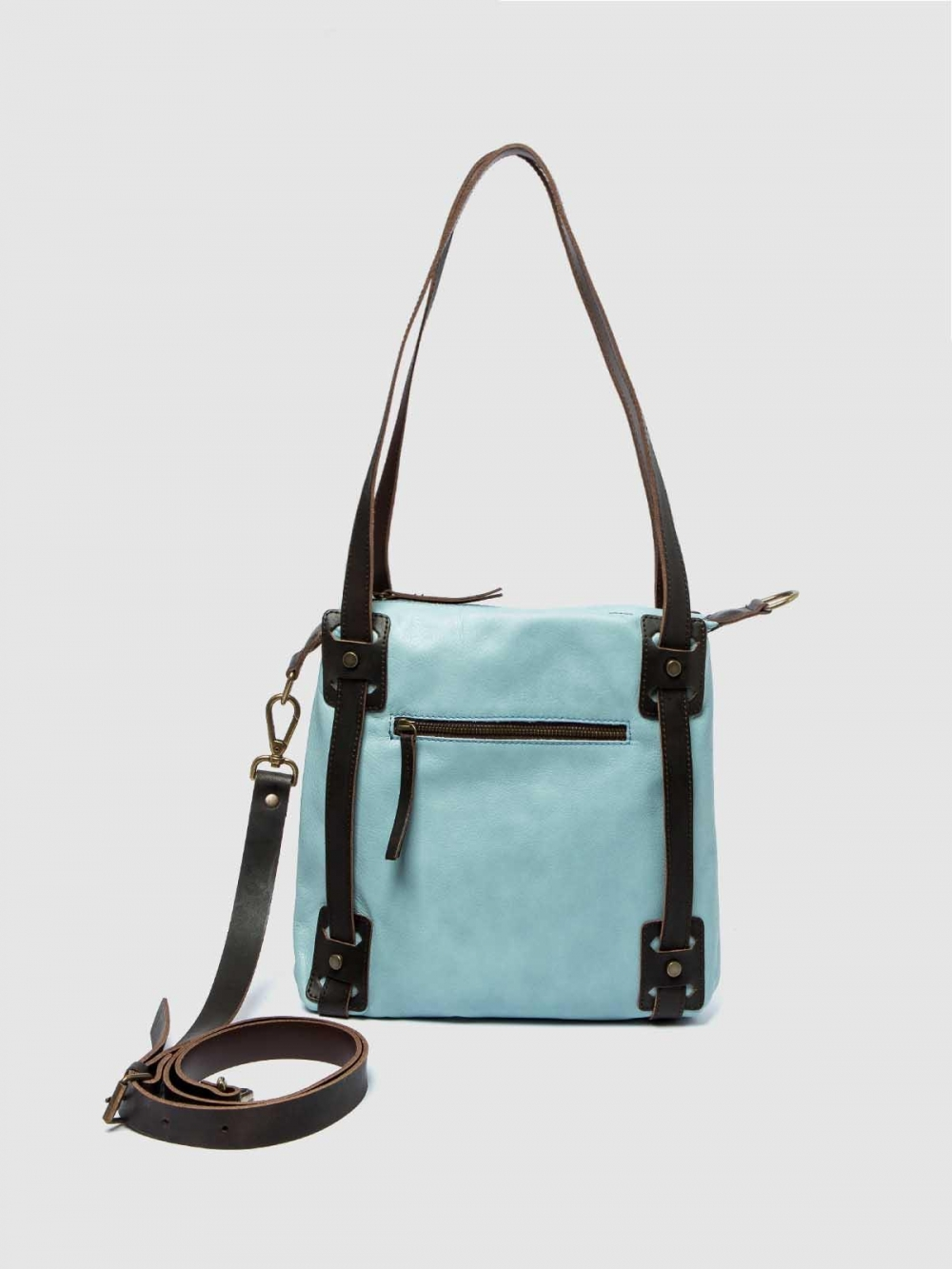 Leather shoulder bag Tango