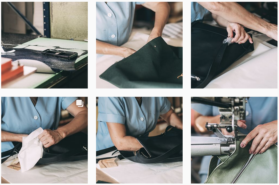 Artesanos del cuero en Barcelona. Expertos en diseño de bolsos portadocumentos para hombres y mujeres.