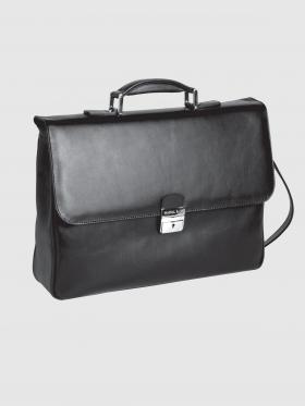 Bolso portadocumentos diseñado para hombres, la nueva tendencia en moda para ir a la oficina