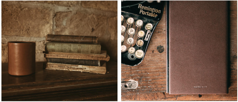 Regalos personalizados para hoteles. Portadocumentos, alfombrillas de raton, cuadernos, vades, juegos de escritorio y mucho más fabricado en piel de primera calidad.